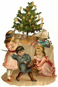 free-vintage-clip-art-children-christmas-tree-toys
