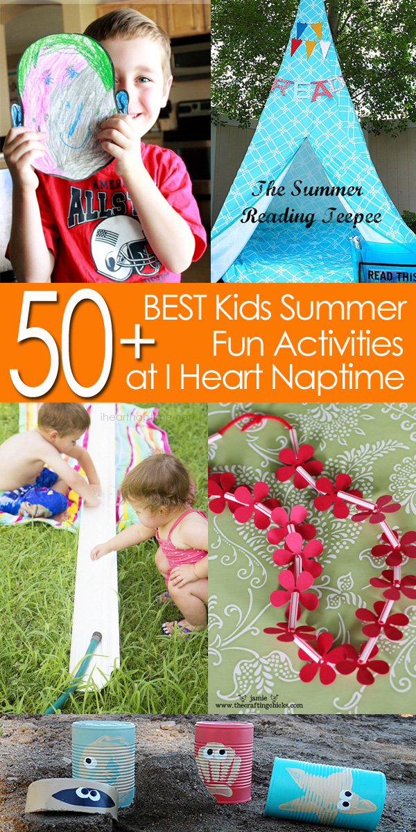 50-BEST-Kids-Summer-Fun-Activities