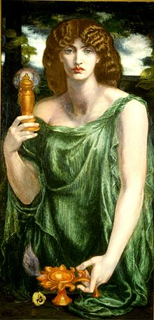220px-Mnemosyne_(color)_Rossetti