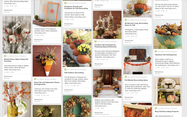 Trying to learn how to decorate your home for fall we for How to learn to decorate your home