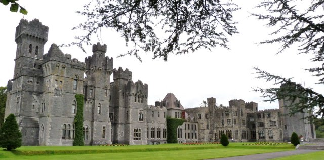 xThe Quiet Man Ashford Castle