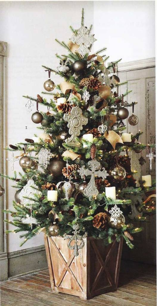 DIY-Christmas-Tree-decoration-Ideas-4